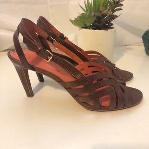 Via Spiga 100% leather sandals
